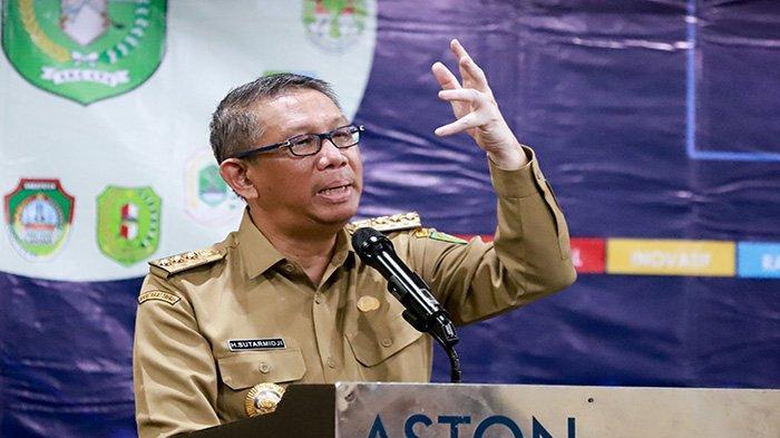 Gubernur Sutarmidji Sebut Penyebab Serapan Anggaran Hanya 91 Persen