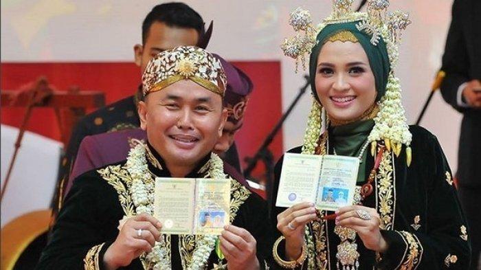 Gubernur Kalteng Nikah! 10 Fakta Pernikahan Mantan Suami Ussy Sulistyawati, Istrinya Cantik Lho