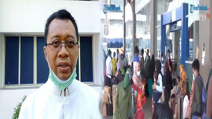 Gubernur NTB Tak Larang Mudik, Warga Dibolehkan Mudik Lebaran