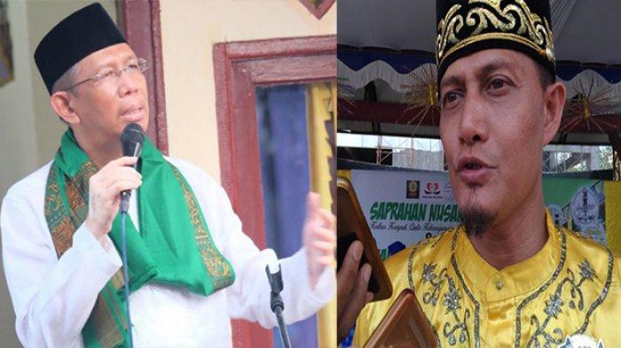 Saat Sultan Pontianak Kukuh Dukung Prabowo, Gubernur Sutarmidji Tetapkan Pilihan ke Jokowi, Kamu