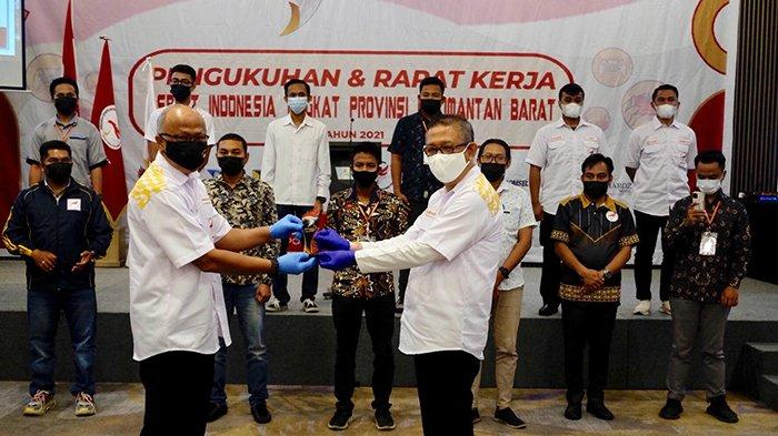 Gubernur Sutarmidji Kukuhkan Pengurus ESport Indonesia Se Kalbar