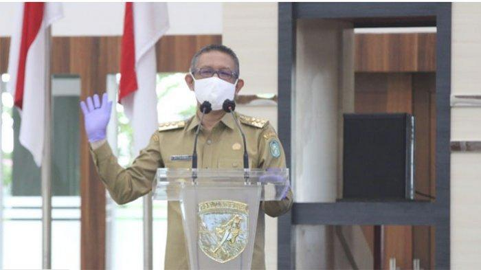 Gubernur Kalbar Sutarmidji Beberkan Alasan Dua Laboratorium Swasta Uji Swab Covid-19 Harus Ditutup