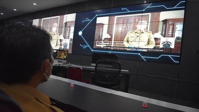 Kalbar Peringkat 2 Indeks KIP se-Indonesia, Sutarmidji Sebut Transparansi Pemerintah Sangat Penting