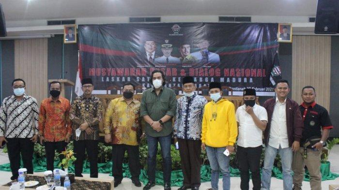 Laskar Madura Kalbar Dukung Syaikhona Kholil Bangkalan Sebagai Pahlawan Nasional