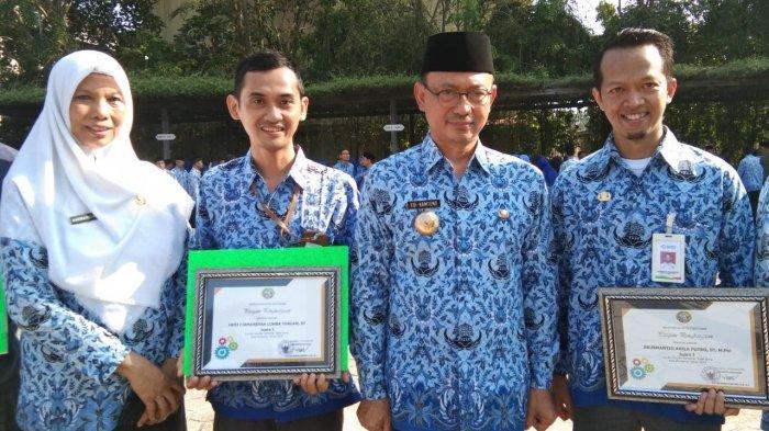 Hari Pahlawan, Guru SMK-SMTI Pontianak Raih Juara 1 Lomba TTG dan Wakili Kalbar ke Tingkat Nasional