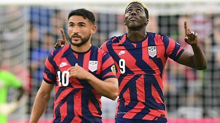 Amerika Serikat ke Final CONCACAF Gold Cup 2021 Hadapi Pemenang Meksiko vs Kanada
