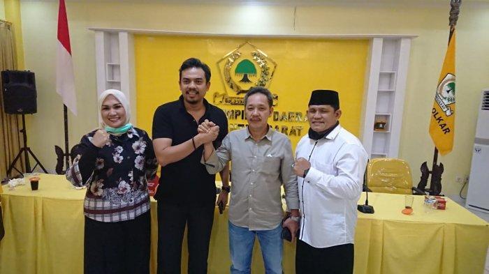 Heroaldi-Rubaety Bakal Calon Bupati dan Wakil Bupati Sambas, Dari Golkar dan PKB