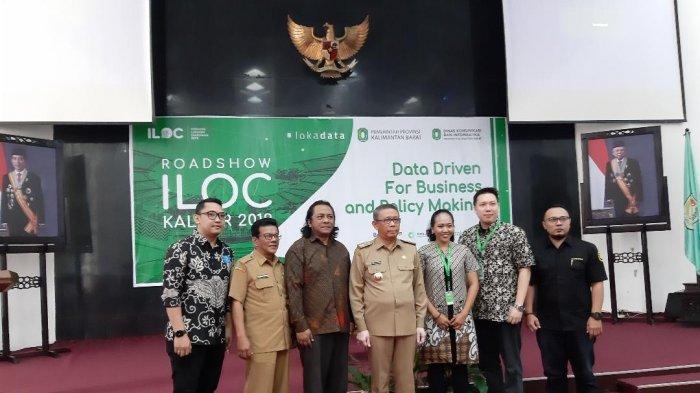 Buka Roadshow ILOC, Sutarmidji Sebut Pentingnya Data Dalam Pengambilan Keputusan