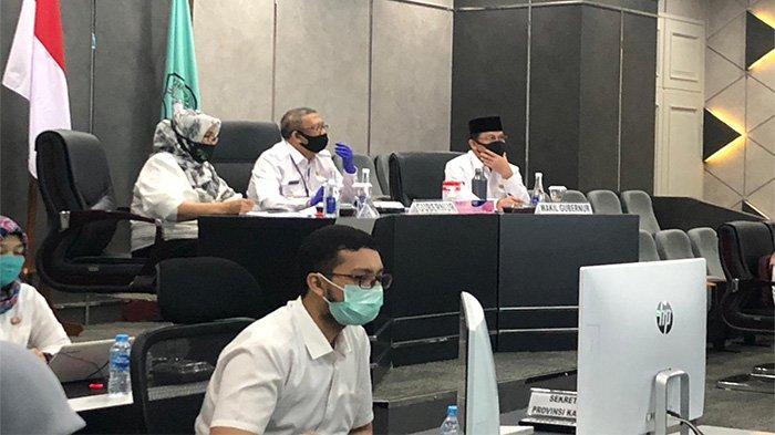 Gubernur Sutarmidji Optimis Target Infrastruktur Jalan Sesuai RPJMD Akan Tercapai