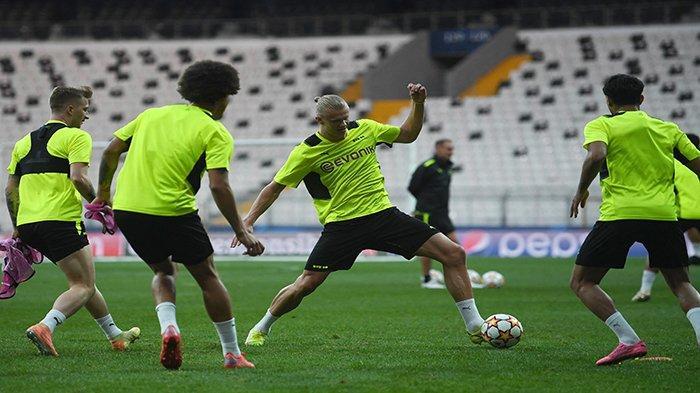 Live Hasil Besiktas vs Dortmund, Pjanic dan Batshuayi Dalam Performa Menanjak