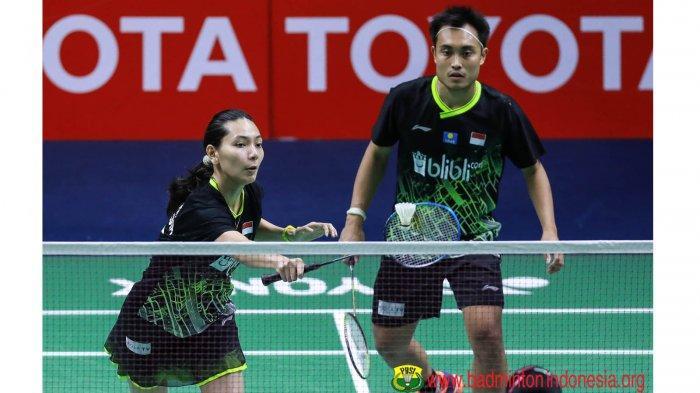 Rekap Hasil Semifinal Thailand Masters 2020, Hafiz/Gloria Lolos Final Ditunggu Lawan Wakil Inggris