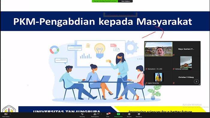 Unit Pusat Karir UPB Gelar Pelatihan Penulisan Proposal PKM