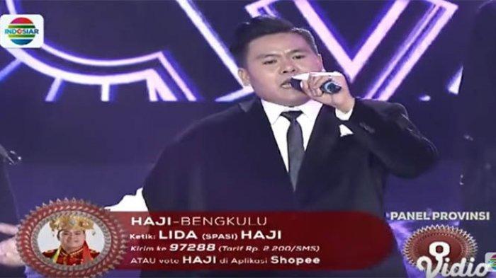 Haji dari Bengkulu Susul Delila Papua Barat Pupuskan Asa di LIDA 2019, Vita Lampung Tampil Memukau!