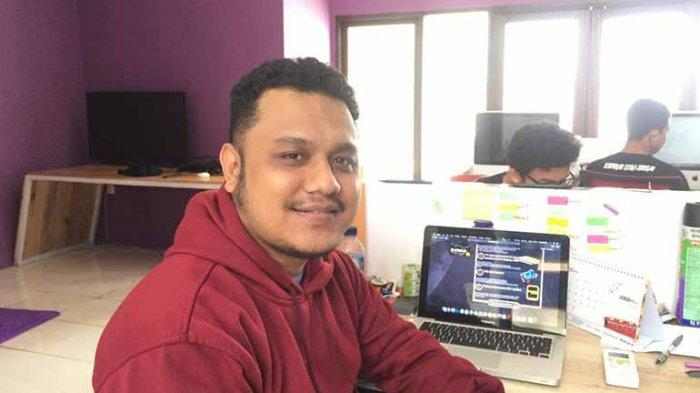 TRIBUN WIKI : Mengenal Mahdy Hajon Mahmudin Praktisi IT di Kota Pontianak