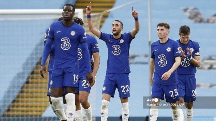 Susunan Pemain Chelsea Kontra Leicester City di Liga Inggris Malam Ini Zona Liga Champions Memanas