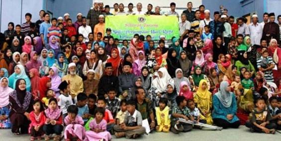 Demi Jaga Silaturahmi, Rukun Sosial Keluarga Landak Akan Laksanakan Halal Bihalal, Ini Waktunya