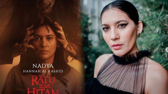 Hannah Al Rashid Alami Kisah Mistis Saat Syuting Ratu Ilmu Hitam Ini Fakta Remake Film Suzanna Halaman All Tribun Pontianak