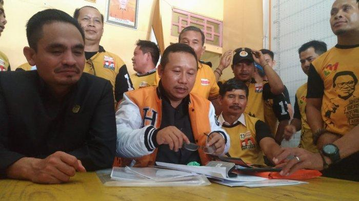 Muscablub Hanura Sintang dan Paripurna Pengumuman Wakil Pimpinan DPRD Dinilai Illegal