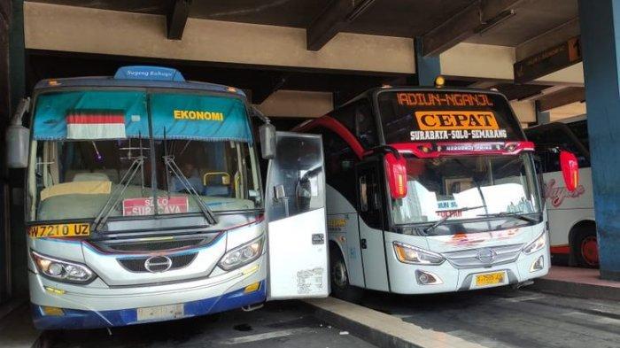 DAFTAR Orang yang Boleh Naik Bus Stiker Khusus saat Aturan Larangan Mudik Lebaran 6-17 Mei 2021