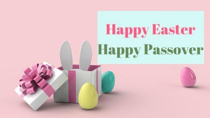 HAPPY EASTER Artinya? Kata-kata Selamat Hari Paskah yang Kerap Diucapkan hingga Makna Happy Passover