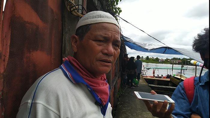 Nelayan Hilang di Sungai Kapuas Pontianak, Saksi Sempat Melihat Korban di Atas Sampannya