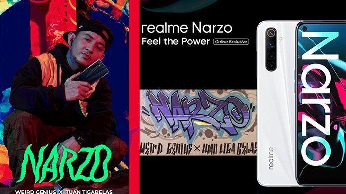 Harga dan Spesifikasi Realme Narzo, Hp Gaming Realme Terbaru | Murah Meriah, Hp Spesial untuk Gen-Z