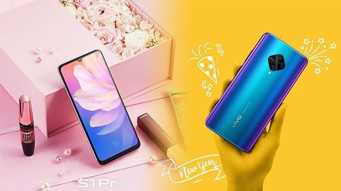 HARGA dan Spesifikasi Vivo S1 Pro New Version 256 GB, Resmi Mulai Dijual di Indonesia Hari Ini