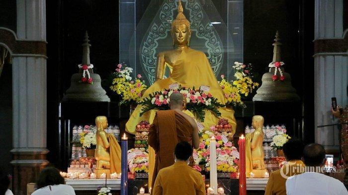 HARI Raya Waisak Merupakan Hari Besar Agama Buddha, Cek Panduan Vesak Day 2021 Hari Raya Waisak 2565