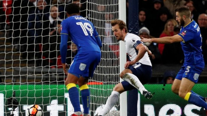 UPDATE Hasil Tottenham Hotspur vs West Brom - Peluang Emas Harry Kane Terbuang, Skor 0-0
