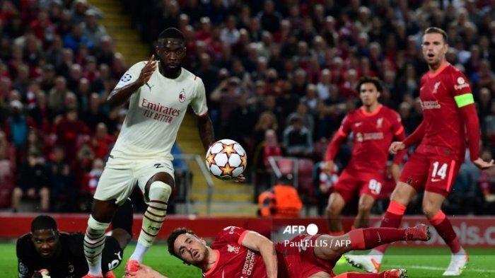 HASIL AKHIR Liga Champion Tadi Malam Lengkap | PSG Gagal Menang, Liverpool Nyaris Tumbang di Anfield
