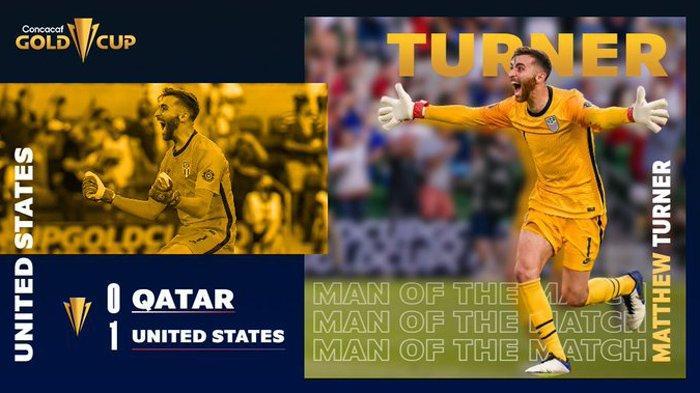Hasil Akhir Qatar vs Amerika Serikat Piala Emas CONCACAF 2021, Kebuntuan hingga Menit Akhir