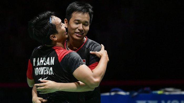 LIVE STREAMING Badminton Olimpiade Tokyo Hari Ini, Diawali Greysia Polii/Rahayu dan Jonatan Christie