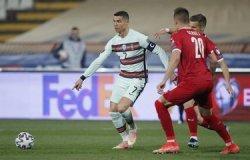 HASIL Bola Tadi Malam Hasil Qualification Piala Dunia 2022 Zona Eropa, Kontroversi Cristiano Ronaldo
