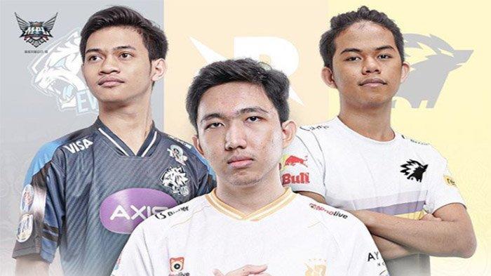 HASIL Bracket Playoffs MPL Season 6 - Duel Hidup Mati EVOS Vs ONIC dan Calon Penantang RRQ Hoshi