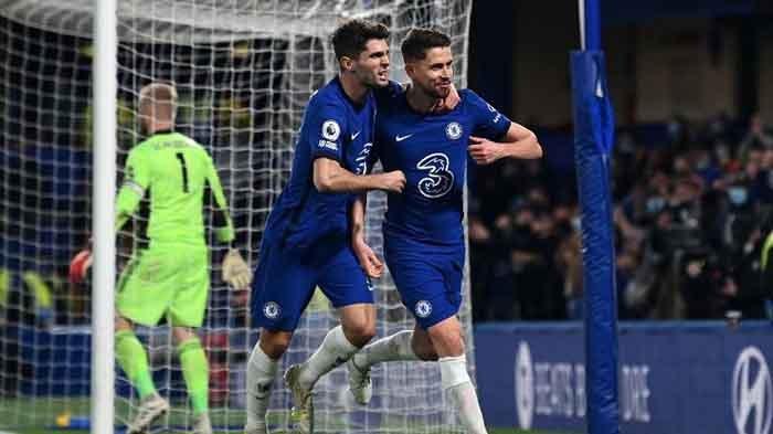 Hasil Chelsea vs Leicester Skor 2-1 Chelsea Berhasil Jaga Asa Tiket Liga Champions 2021-2022