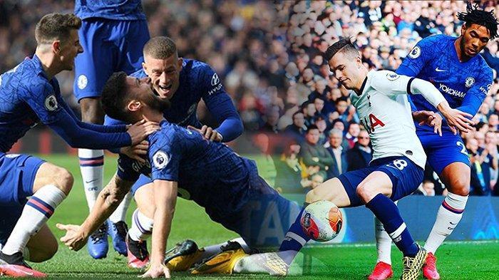 HASIL dan KLASEMEN Liga Inggris Baru - Imbangi Chelsea, Tottenham Hotspur Gusur Liverpool di Puncak