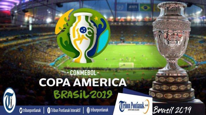 JADWAL Final Copa America 2019 | Brazil Vs Peru Buru Juara & Argentina Vs Chile Berebut Posisi Tiga