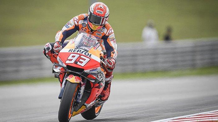 Jadwal MotoGP 2020: Marc Marquez Belum Tunjukkan Performa Terbaik