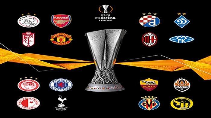 JADWAL 16 Besar Europa League dan Live Hasil Drawing Liga Europa Babak 16 Besar - Duel Tim Raksasa
