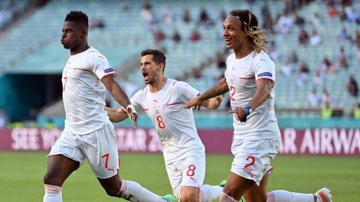 Hasil EURO 2020 Swiss Vs Turki Live Score 2-0 - Turki Gagal dan Asa Swiss Lolos 16 Besar Piala Eropa