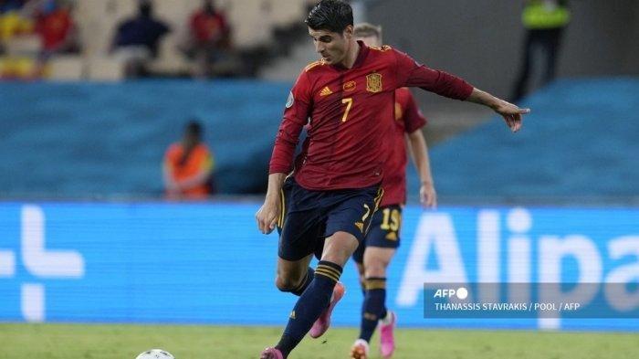Hasil EURO Tadi Malam Usai Spanyol Gagal Menang, Slovakia Puncaki Klasemen EURO 2020 Grup E