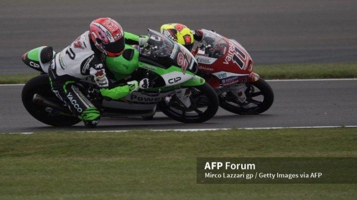 HASIL FP 2 MotoGP Hari Ini Kelas Moto3 Live, Siapa Lolos Q2 Race Kualifikasi Gp Aragon 2021 Besok?
