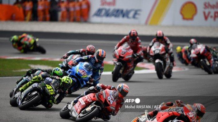 Live Streaming UseeTV Trans 7 Nonton Online Moto2 & MotoGP Hari Ini Minggu 12 September 2021