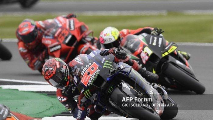 Hasil FP1 MotoGP Aragon 2021 Lengkap Hasil Latihan Bebas Moto2 dan Moto3 Hari Ini Jumat 10 September