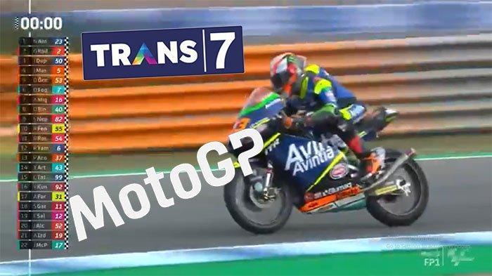 HASIL Race Moto3 Hari Ini Sergio Garcia Moto3 Juara Moto3 Hari Ini, Andi Gilang Finish di Berapa?