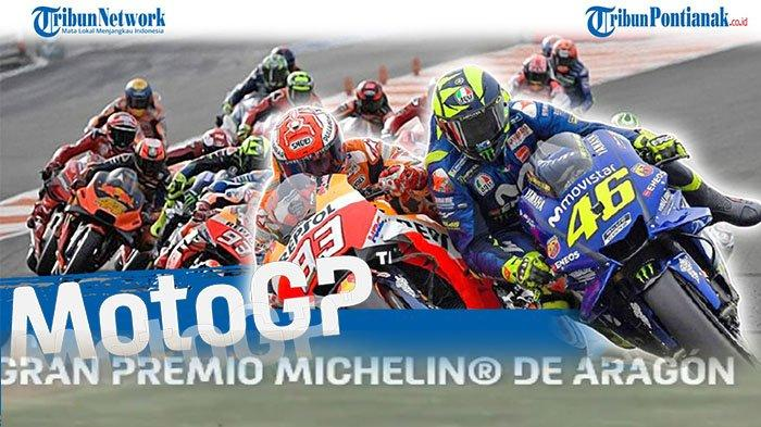 JADWAL MotoGP Aragon 2020 Hari Ini, Lengkap Hasil