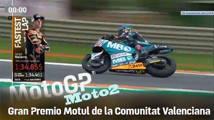 Hasil Kualifikasi Moto2 Tadi Malam & Live Streaming Moto2 Trans7, Yuk Cek Hasil Kualifikasi Moto 2
