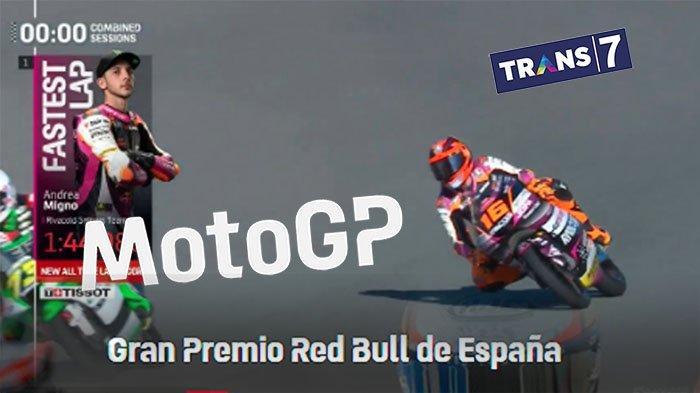 HASIL FP3 MotoGp Jerez 2021 Kelas Moto3 Detik Sport MotoGp, Siapa Pole Position MotoGp Hari Ini ?