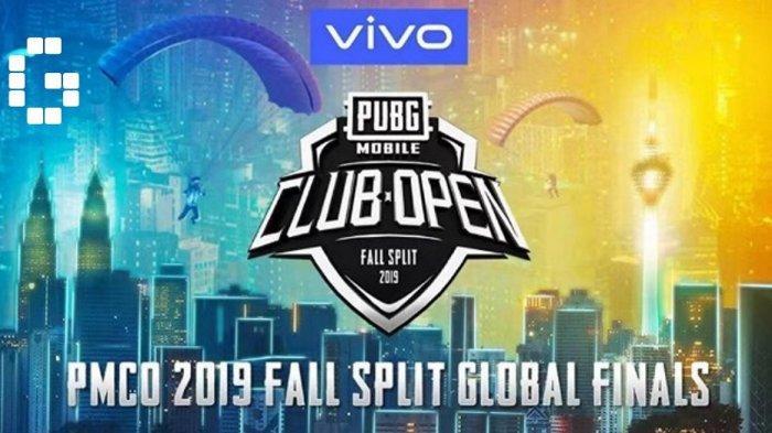HASIL Global Final PMCO Fall Split 2019, Indonesia Puncaki Klasemen Turnamen Dunia PUBG Mobile