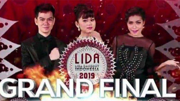 Hasil Grand Final LIDA 2019, Semua Tampil Sempurna, Inilah Perolehan Polling Sheyla, Puput & Faul!
